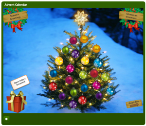 Seasons greetings advent calendar for articulate users building httptracyparish201212seasons greetings advent calendarml load times may vary come back each day to see more m4hsunfo